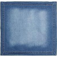 Guardanapo (Kit com 2) Coleção Especiarias Acervo Panelinha Azul (Jeans) Algodão