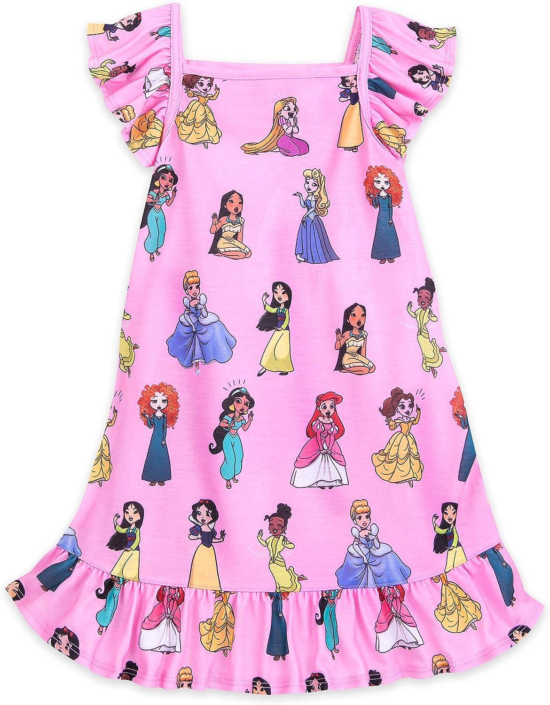 Disney Princess Nightshirt for Girls Multi