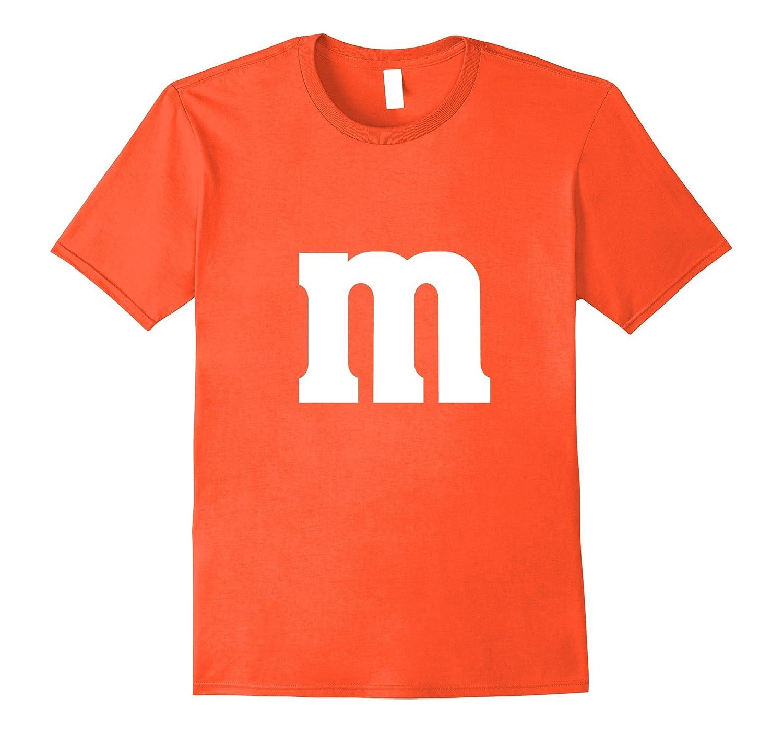 M Costume Halloween t-shirt Unisex-T-Shirt