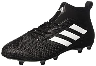 953a72717438 adidas Men's's Ace 17.3 Primemesh FG Football Boots Core Black/FTWR White/Night  Metallic