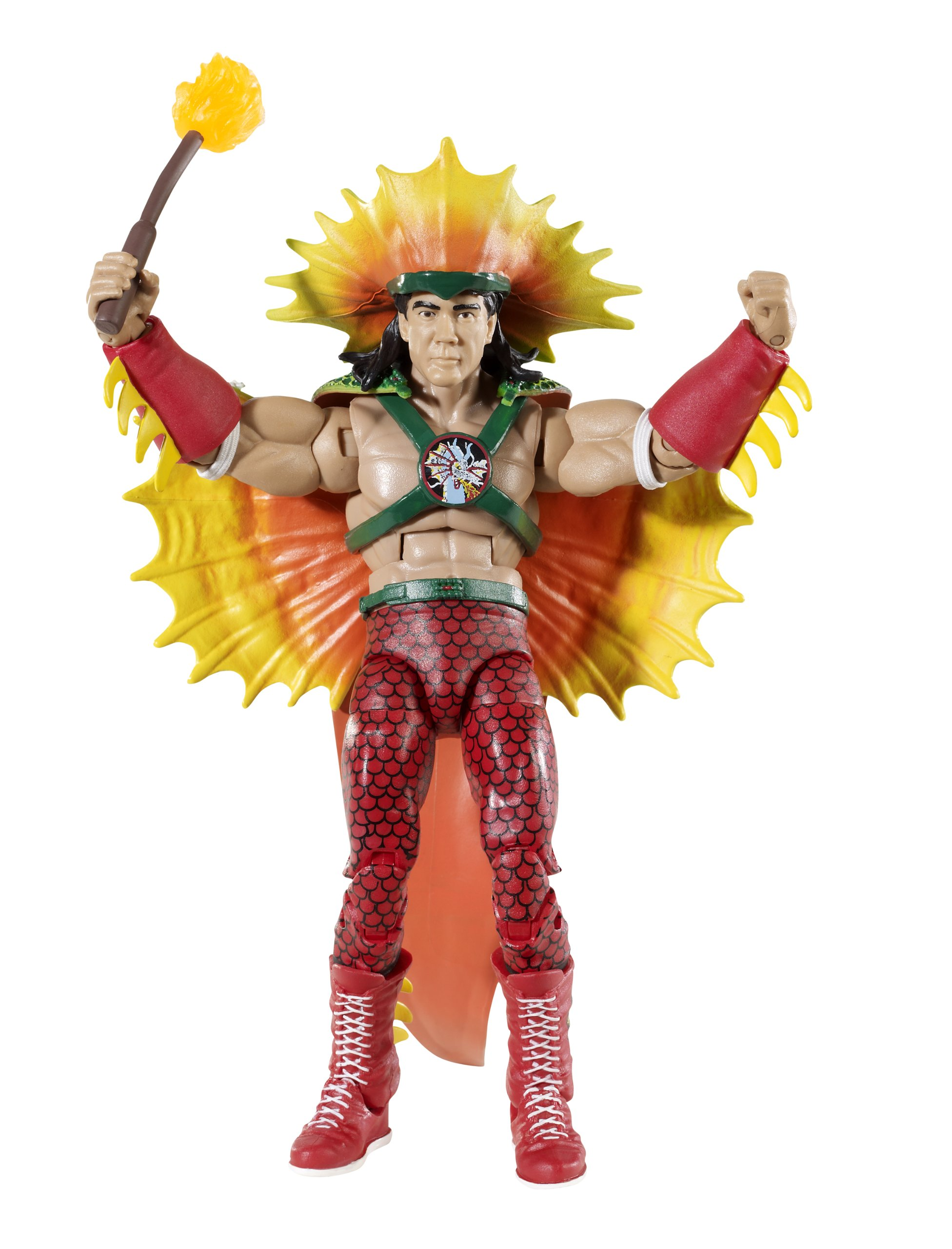 WWE Defining Moments Ricky Steamboat - Dragon Outfit Collector Figure Series #3 by WWE
