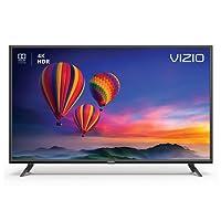 """VIZIO E43-F1 43"""" 4K Ultra HD LED Television (2018), Black"""