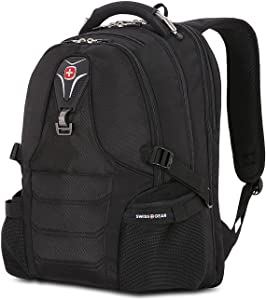 "SwissGear Backpack / Bookbag ScanSmart Laptop Notebook Backpack, Fits Most 17"" Laptop Computers"