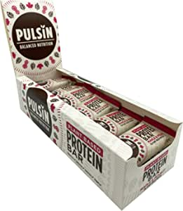 Pulsin - Maple and Peanut Protein Bar - 50g (Case of 18)