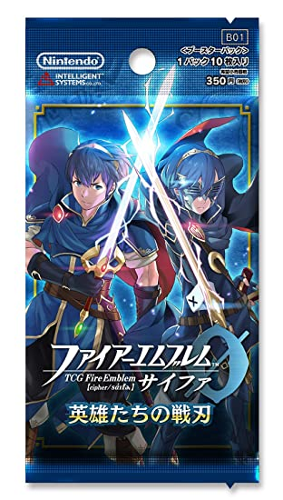 Carte Fire Emblem TCG Marth !!!