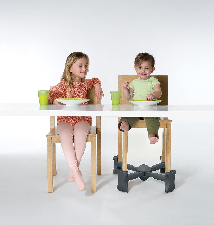 Kaboost Sitzerh/öhung Stuhlerh/öhung Hochstuhl Booster Highchair ANTRAZIT