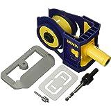 IRWIN Tools Door Lock Installation Kit, Bi-Metal (3111002)