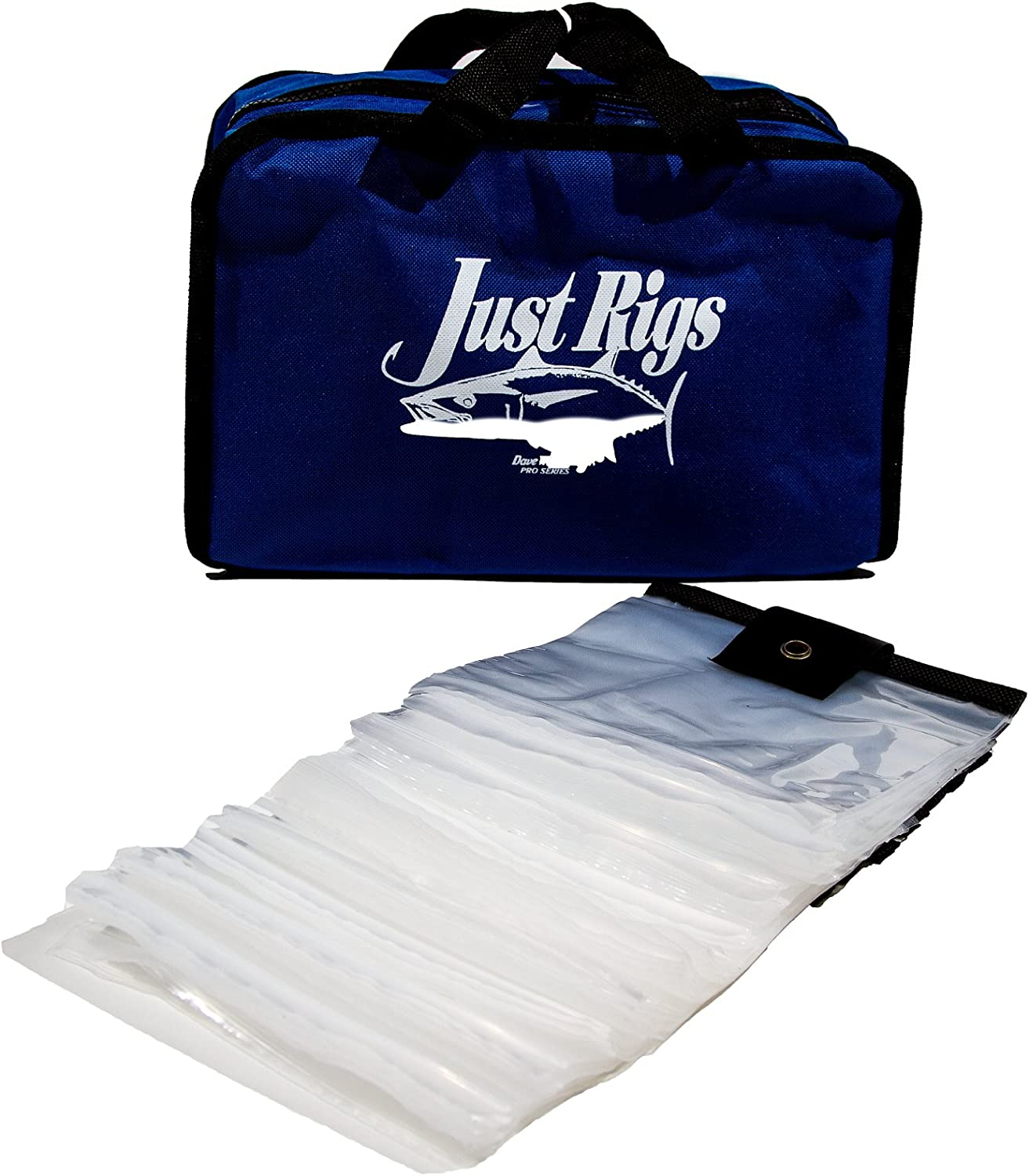 """Protect Your Lures /& Organize 12/"""" x 5/"""" MagBay Lures Individual Lure Bag"""