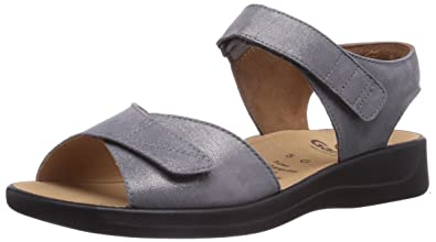 Womens Monica, Weite G Open Sandals Ganter