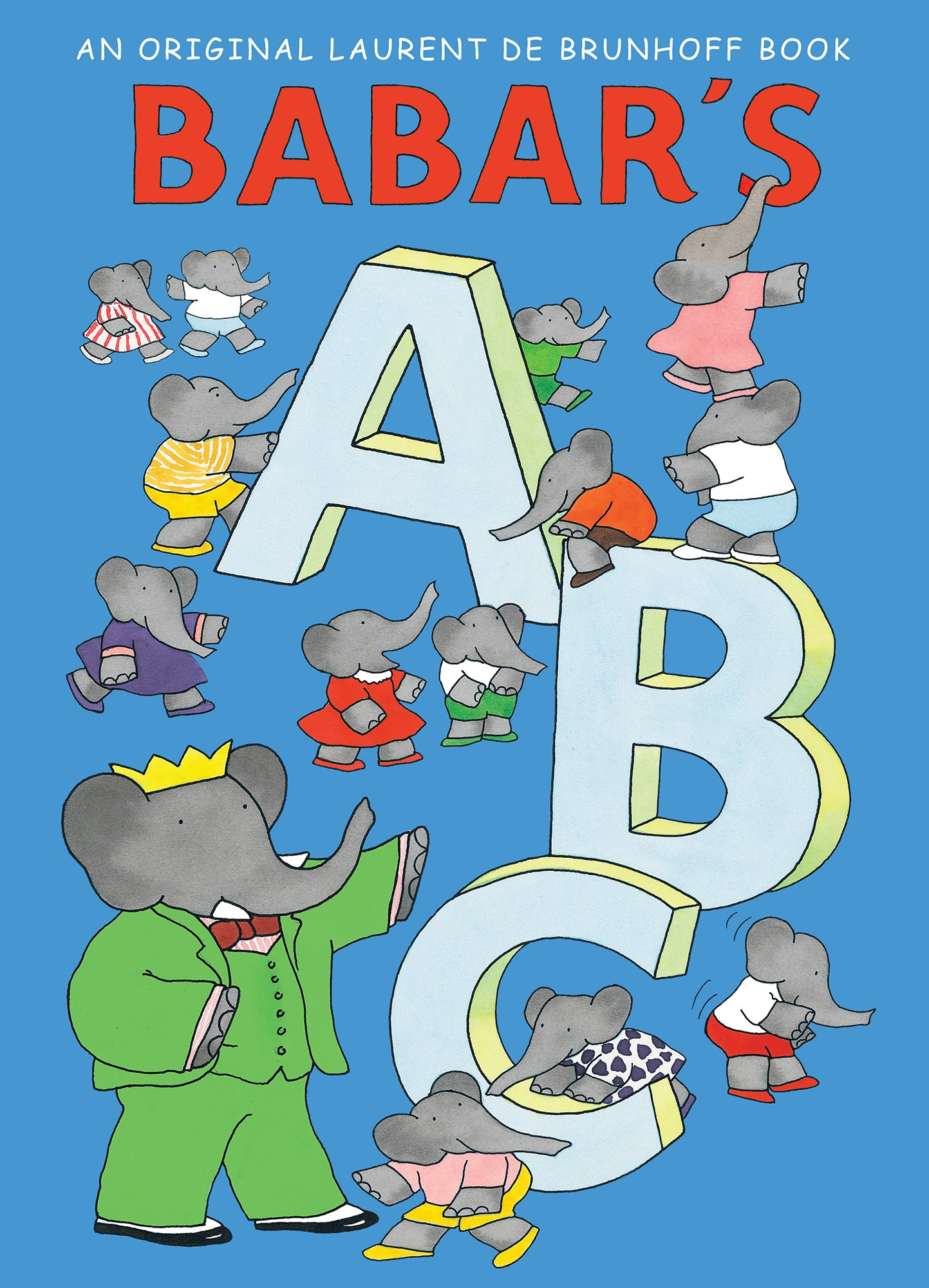 Read Online Babar's ABC ebook