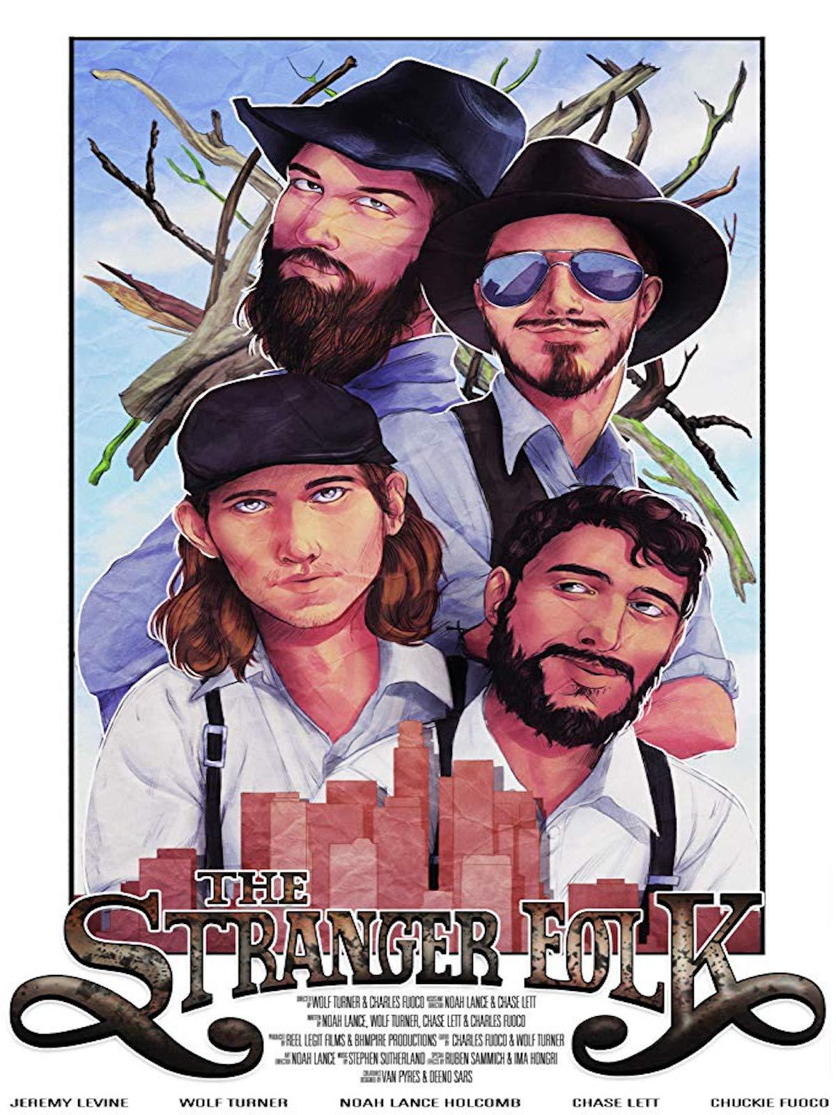 The Stranger Folk