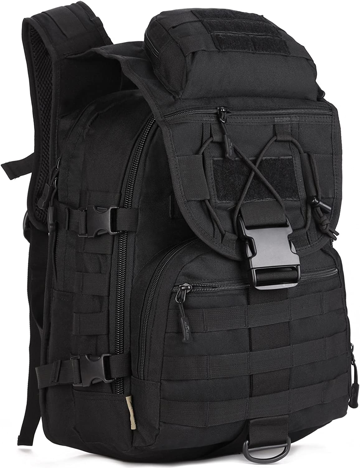 ArcEnCiel Tactical Backpack Military Army 3 Day Assault Pack - Rain Cover Included