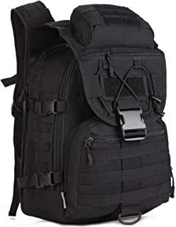 25eb1641851b ArcEnCiel Camping Bags Waterproof Molle Backpack Military 3P Tad Tactical  Backpack Assault Travel Bag for Men