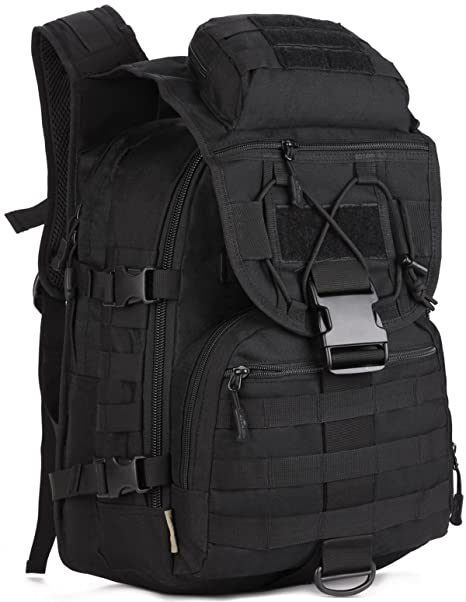 3bb988871e ArcEnCiel Camping Bags Waterproof Molle System Backpack Military 3P Tad  Tactical Backpack Assault Travel Bag Cordura