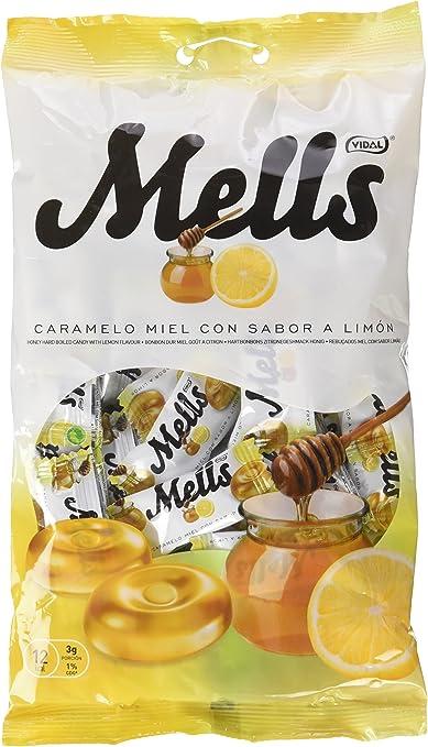 Vidal Miel Limon Golosina - Paquete de 12 x 150 gr - Total ...