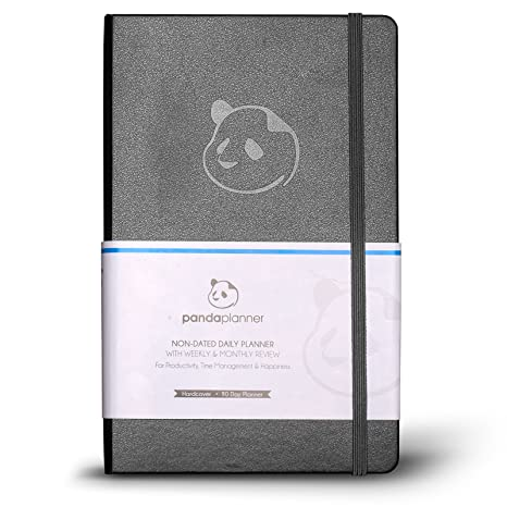 panda planner best daily calendar and gratitude journal to increase productivity time management