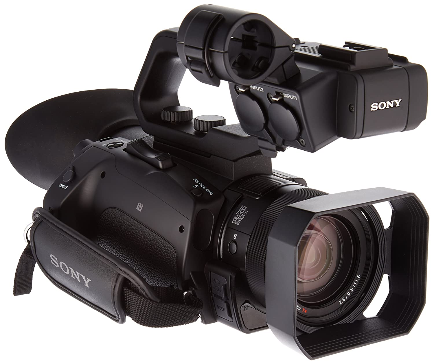 Sony PXW-Z90V 4K HD Compact NXCAM Camcorder 81DB97pwtpL