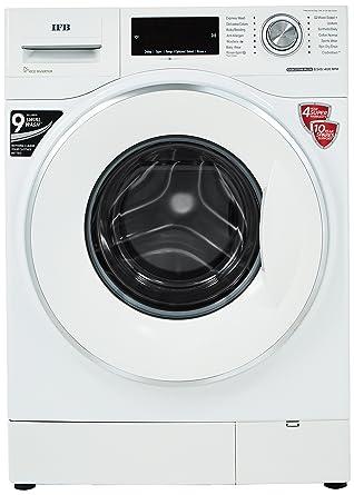 IFB 8.5 kg Fully-Automatic Front Loading Washing Machine (Executive Plus VX ID, White)