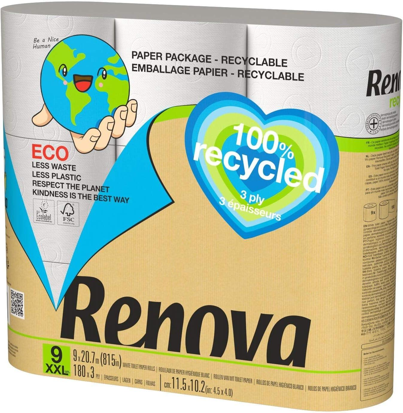 Renova papel higiénico