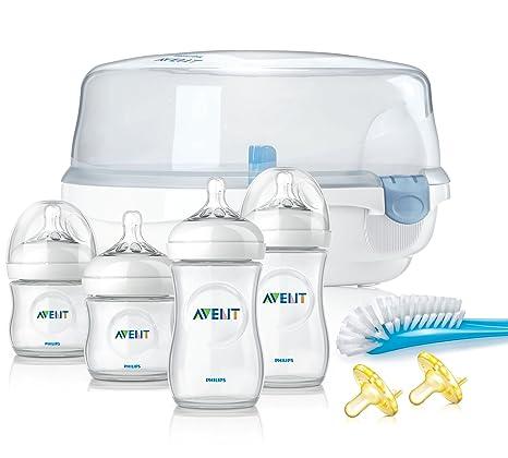 Philips Avent Natural Essentials paquete de regalo con productos ...