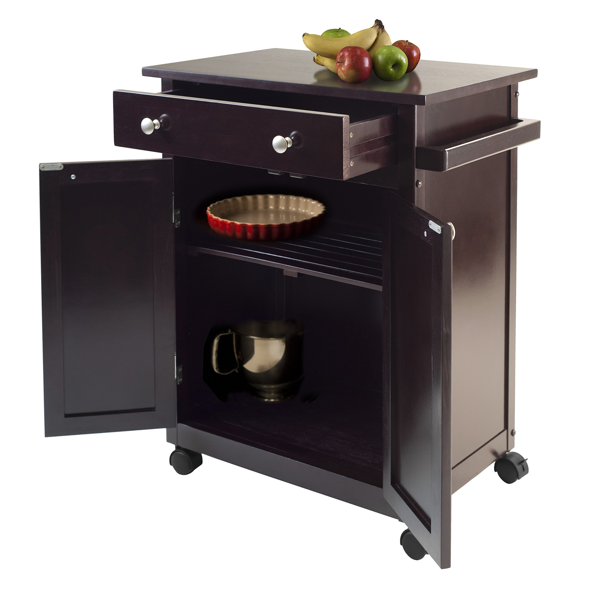 Winsome 92626 Savannah Kitchen, Espresso by Winsome (Image #3)