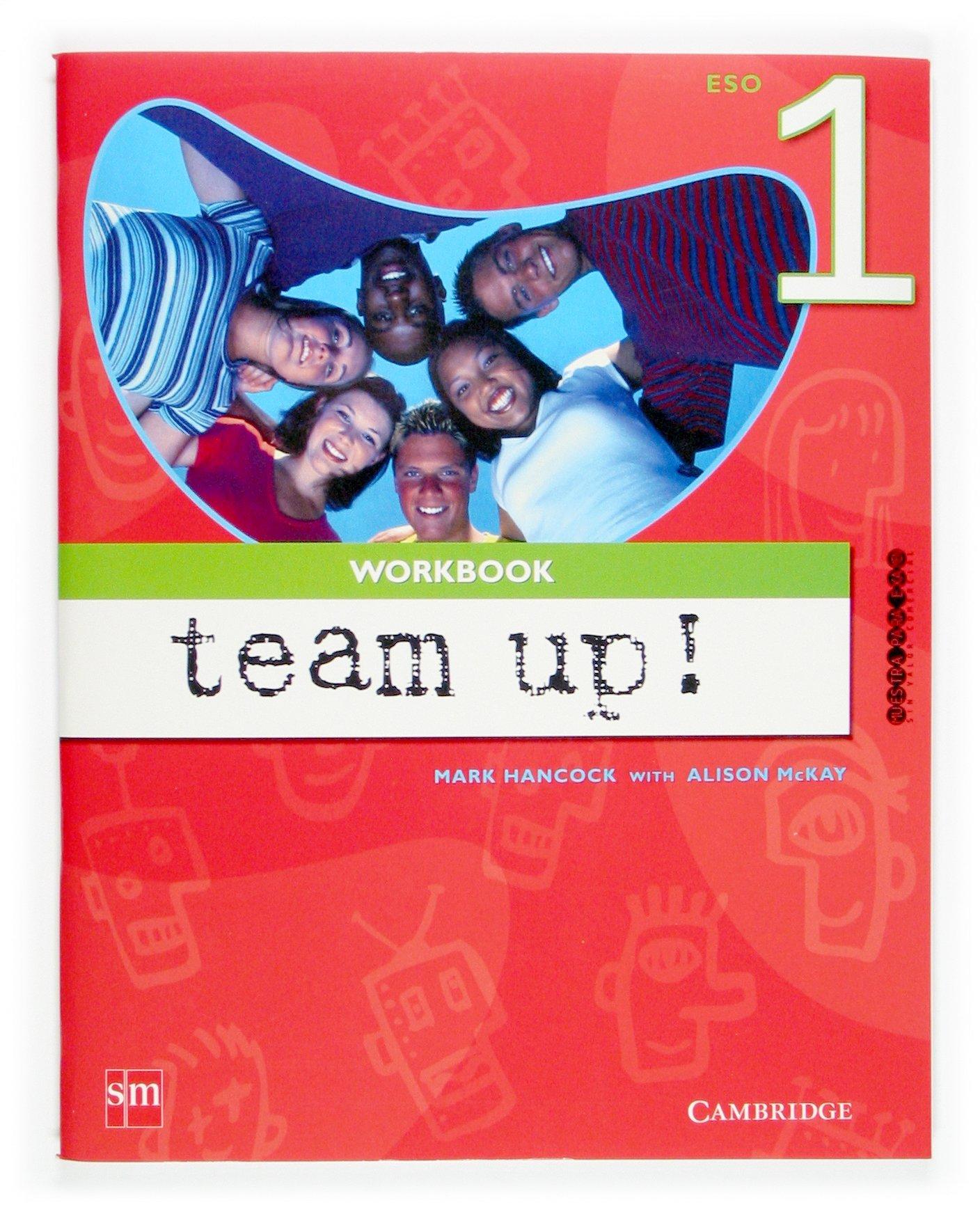 Read Online Team Up Level 1 Workbook Spanish Edition PDF