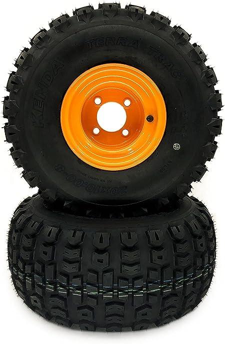 Amazon.com: mowerpartsgroup (2) Scag Terra Trac neumático de ...