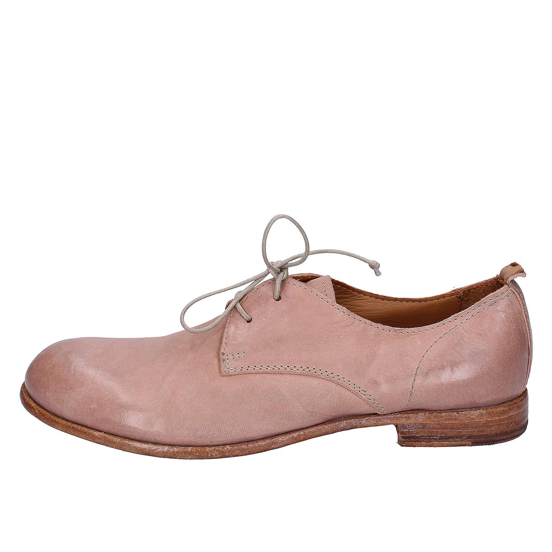 MOMA Classiche Oxford Shoe Shoe Oxford Donna Pelle Beige 37 EU - 9d96f3