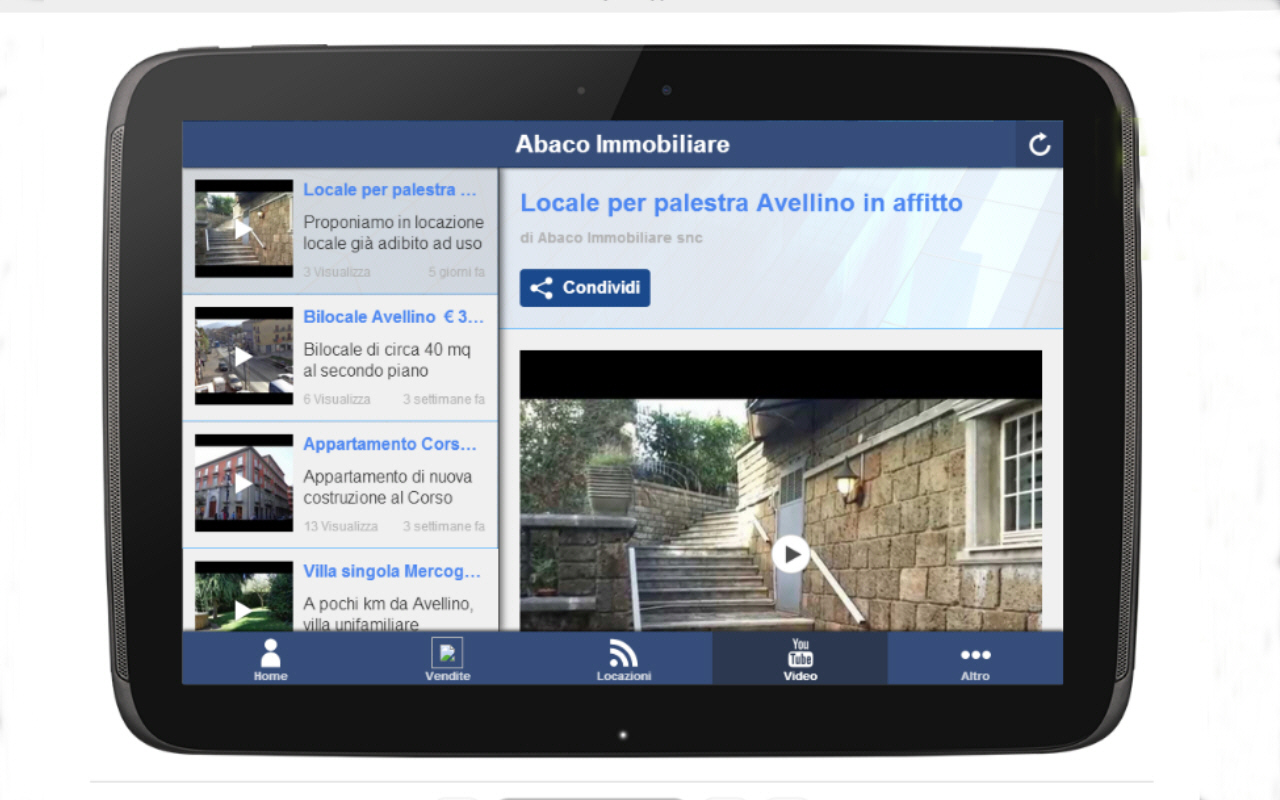 Abaco immobiliare appstore para android - Abaco immobiliare ...