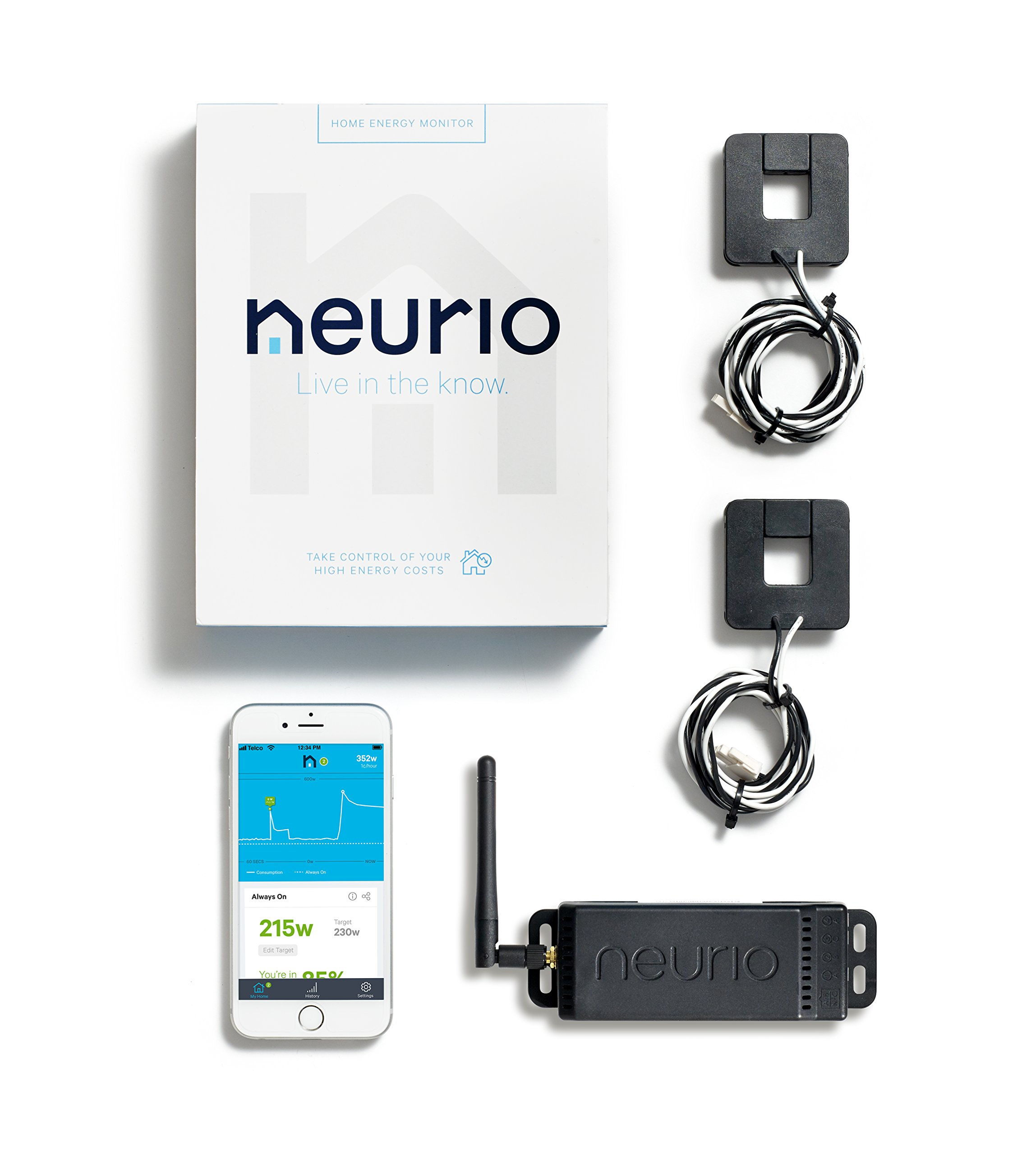 Neurio Home Electricity Monitor (North American Version) by Neurio