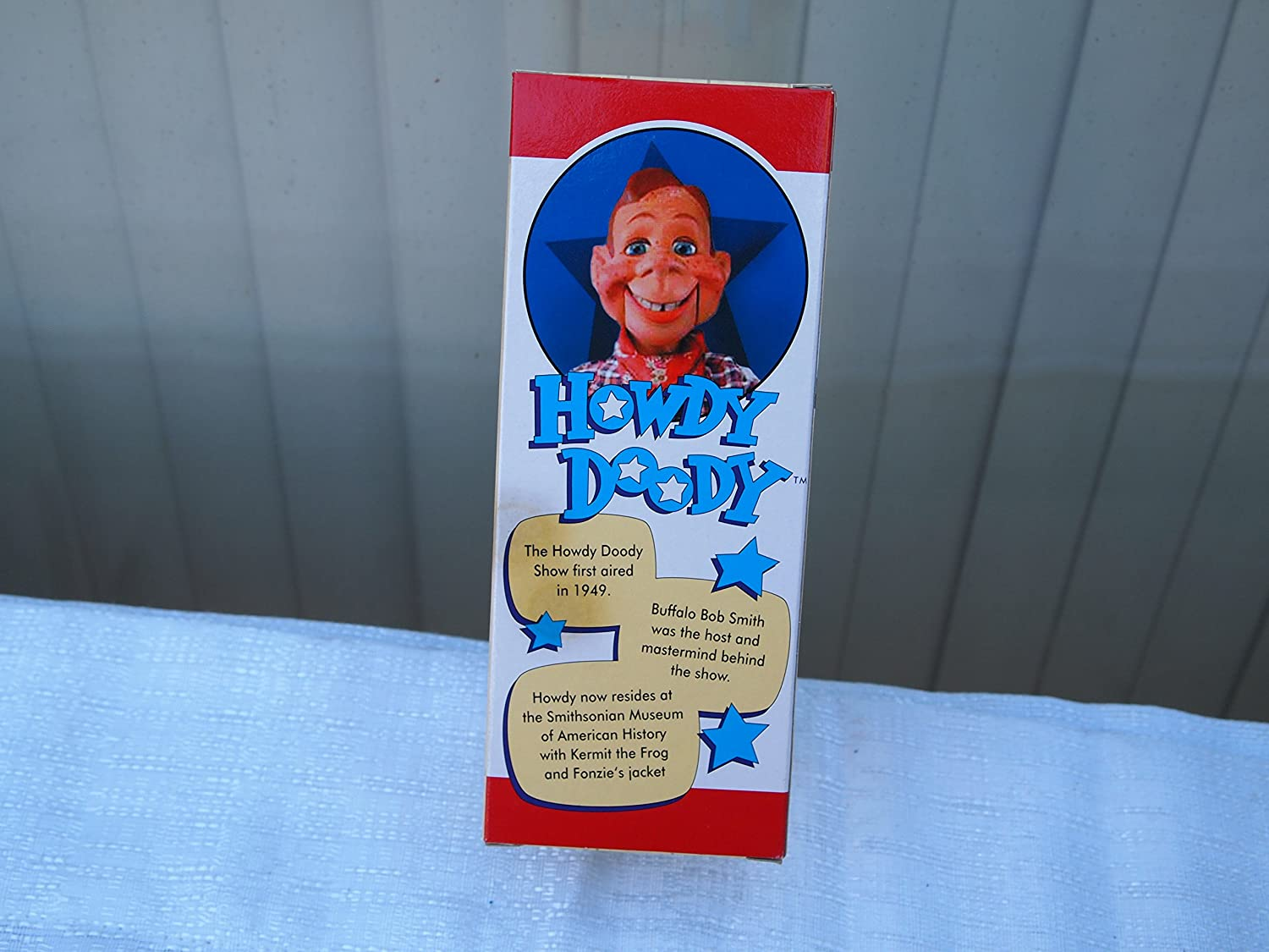 Bosley bobbers limited edition Howdy Doody ODM Inc.