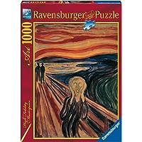 Ravensburger, Rompecabezas Munch: El Grito, 1000 Piezas