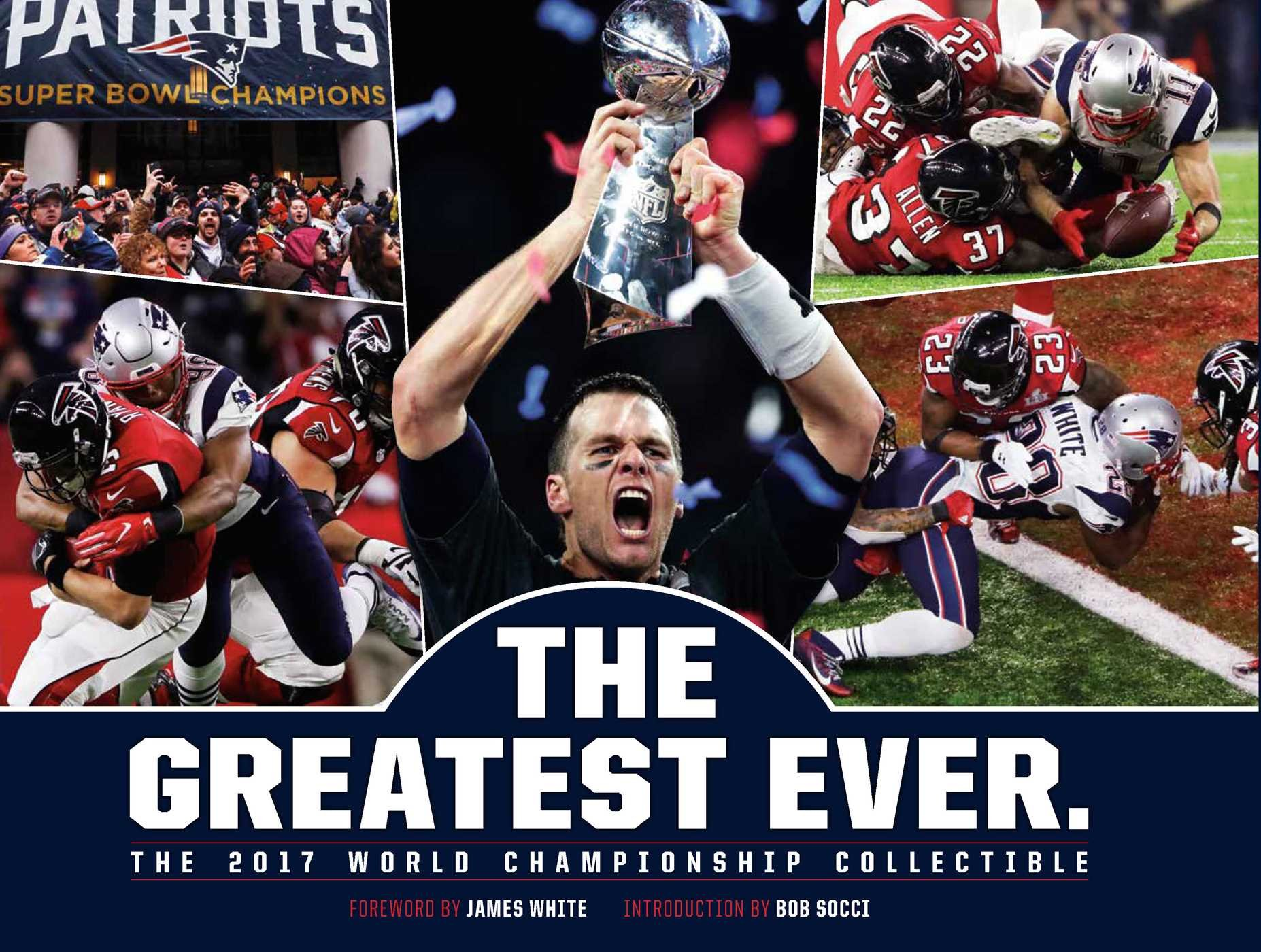 New England Patriots Championship Collectible