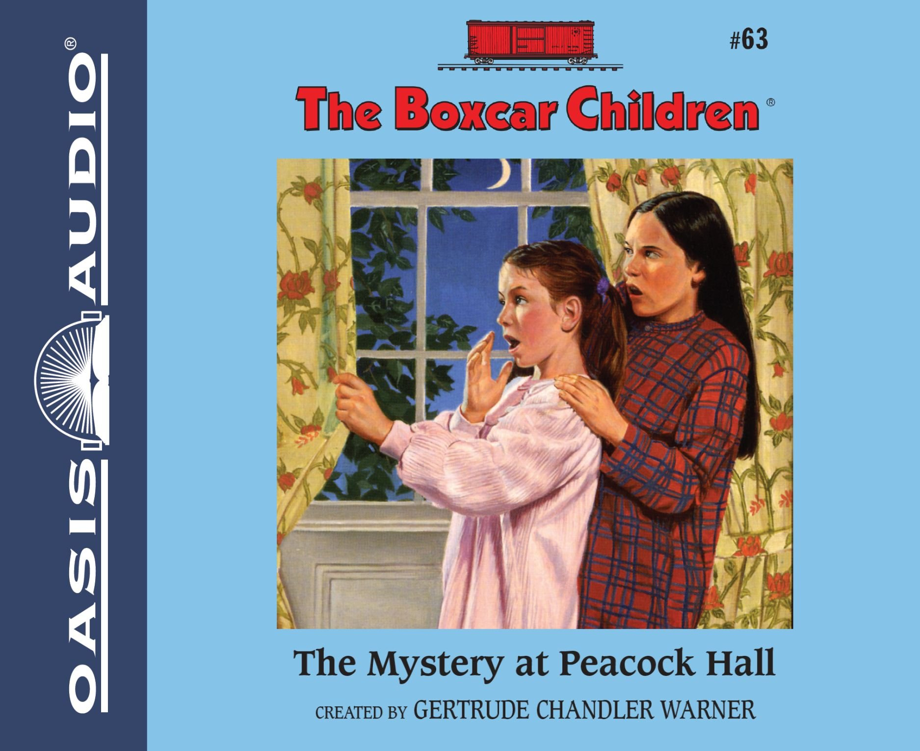 The Mystery at Peacock Hall (Library Edition) (The Boxcar Children Mysteries) pdf epub