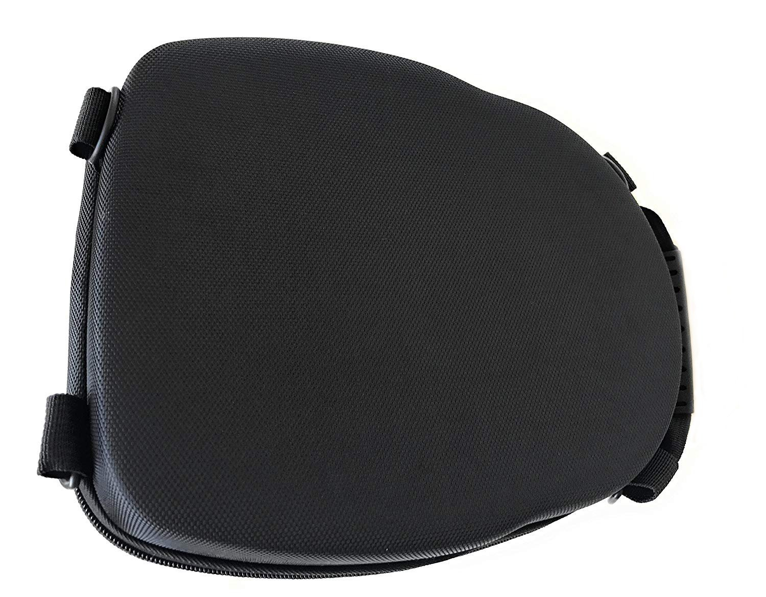 Durable Snapback Hat Carrier Lightweight Travel Hat Case with Capacious Design Version 2 HIDE SimpleChoice Hat Carrier Case Portable Case for Caps Baseball Caps Storage Case