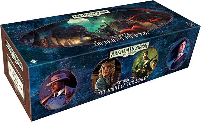 Top 4 Hp Lovecraft Cthulhu Deck Box