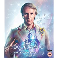 Doctor Who - The Collection - Season 19 - Limited Edition Packaging