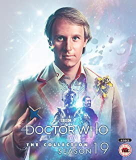 doctor who the collection season 19 ltd ed packaging blu ray
