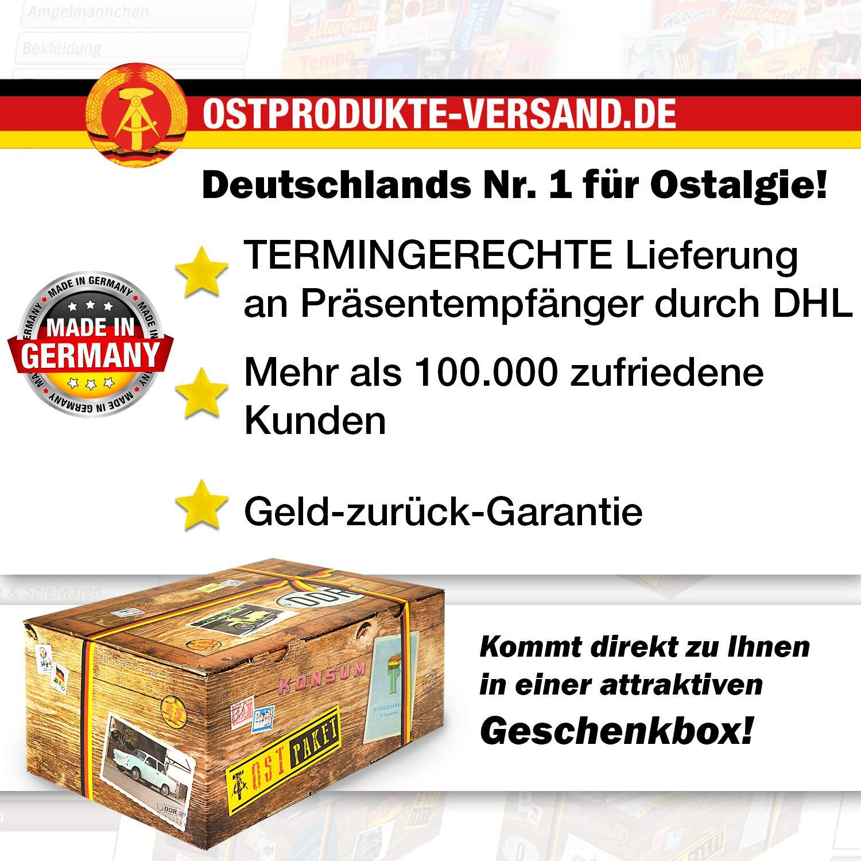 11. Jahrestag       DDR Süßigkeiten Geschenk   Geschenk 11. Jahrestag 64ff63