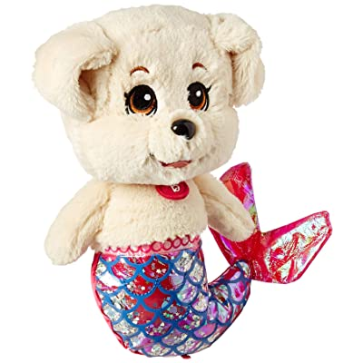 Barbie Dreamtopia Mer Puppy Plush: Toys & Games