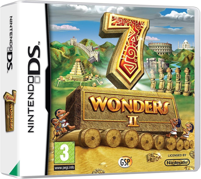7 Wonders II (Nintendo DS) [Importación inglesa]: Amazon.es: Videojuegos
