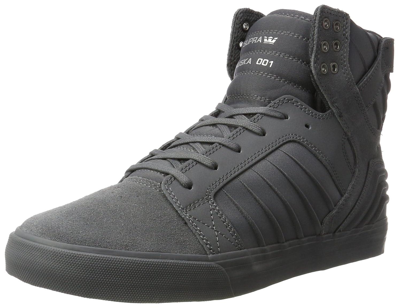 Supra Men's Skytop Evo Shoes 9 M US|Grey - Grey