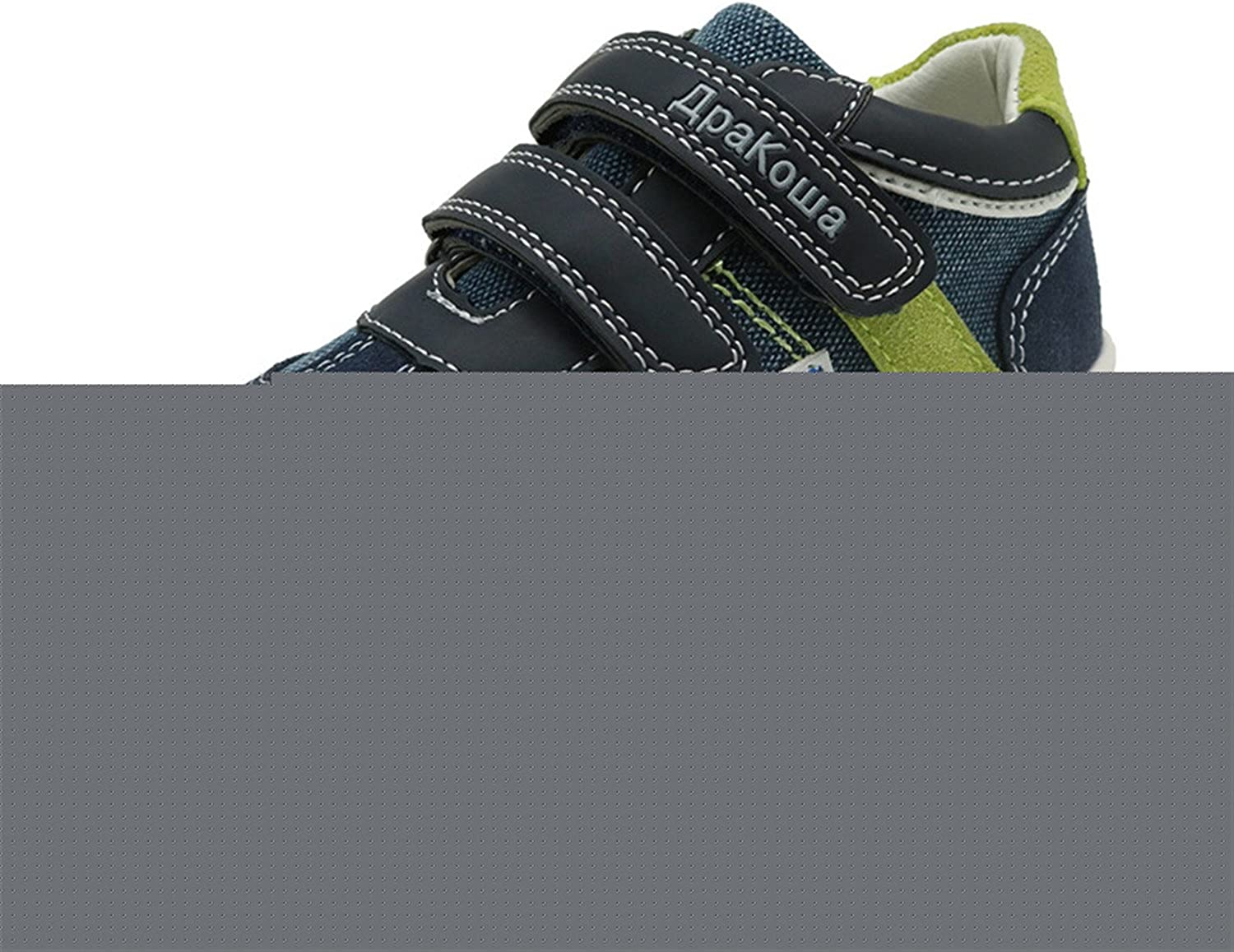 Children Sports Shoes Boys Girls Spring Damping Outsole Slip Patchwork Breathable Kids Sneakers Child Running Shoes