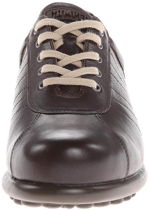 Camper Pelotas Ariel Men Low-Top Sneakers, Brown (Dark Brown 204), 5 UK (38  EU)  Amazon.co.uk  Shoes   Bags afd34ced3c6c