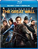 The Great Wall (Blu-ray + DVD + Digital HD)