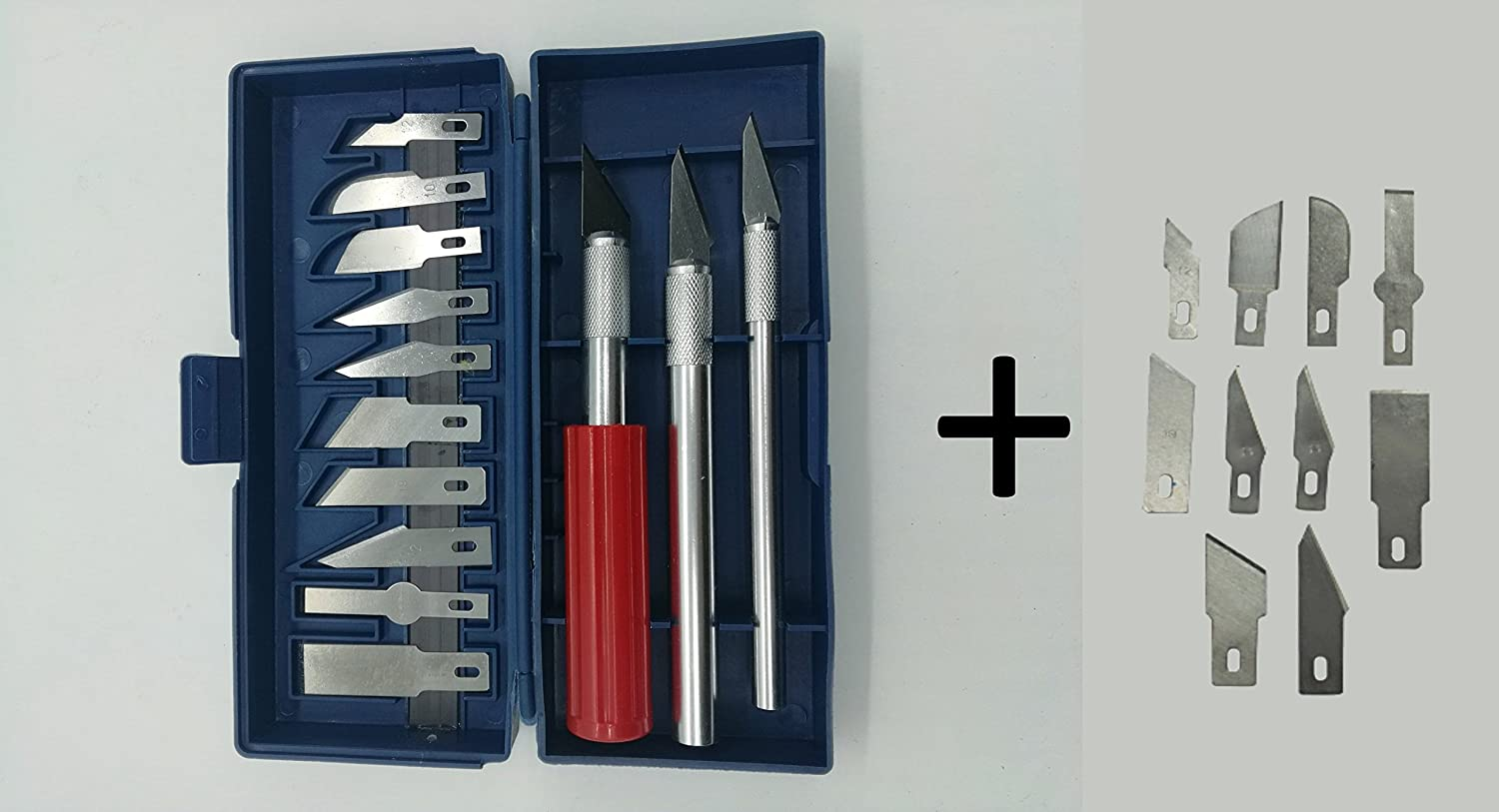 40 Piece 3D Printer Tool Kit Toolkit Includes Spatulas Tweezers Clean /& Finish 3D Prints Scrapers /& More Print Like a Pro AMX3d All The 3D Printing Tools /& Accessories Needed to Remove Pliers