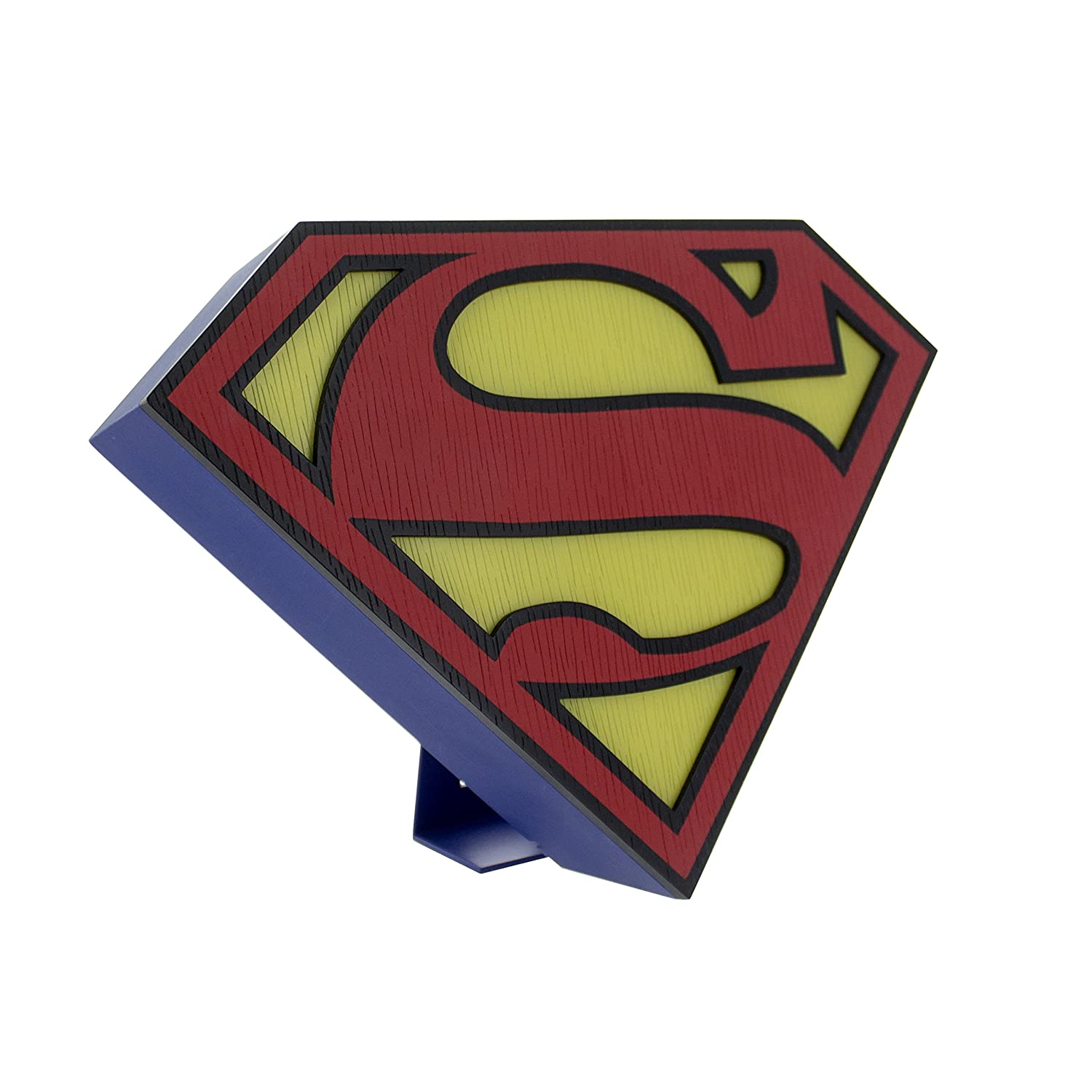 Amazoncom Paladone DC Comics Superman Logo Night Light Toys Games