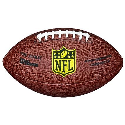 Wilson NFL Duke Balón de fútbol Americano a58e0c24d2d