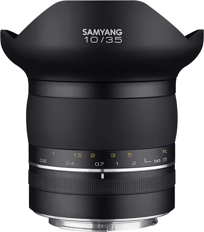 Samyang Xp 10mm F3 5 Canon Ef Manuelles Kamera