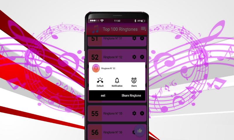 Top Free Ringtones 2018: Amazon.es: Appstore para Android